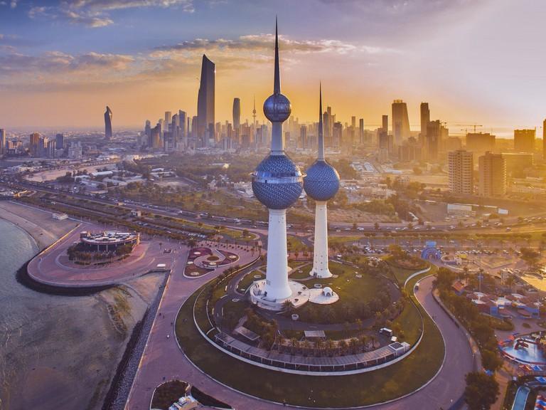 Beautiful Kuwait City