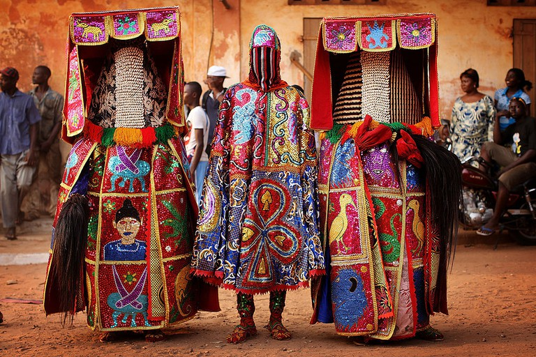 Benin's Mysterious Voodoo Religion Is Celebrated In Its Annual Festival
