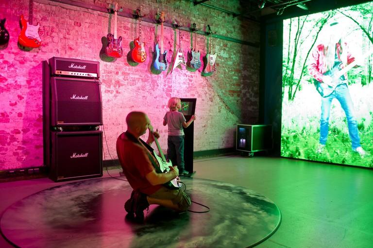 large-Giutar exhibition at Rockheim Trondheim-CH - VisitNorway.com