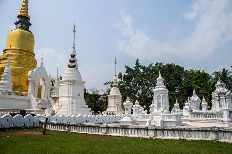 Wat Suan Dok Buddhist temple