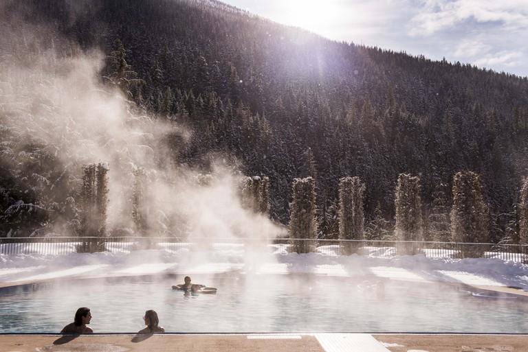 Nakusp Hot Springs