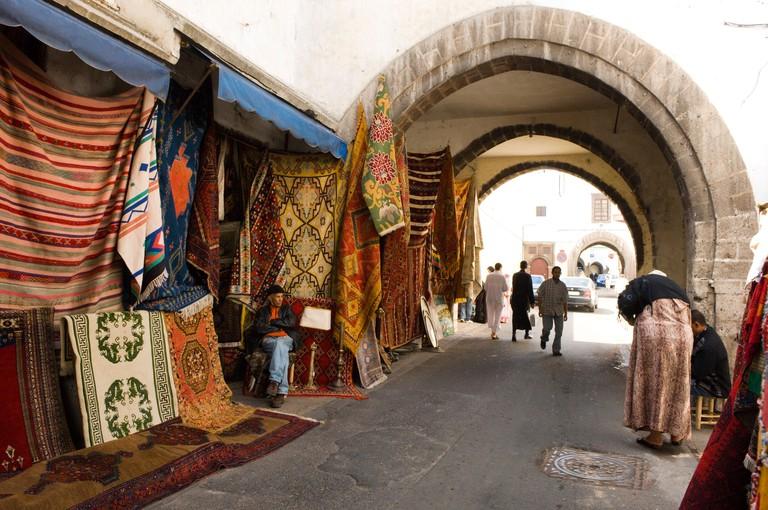 Quartier Habous, Casablanca, Morocco, Africa