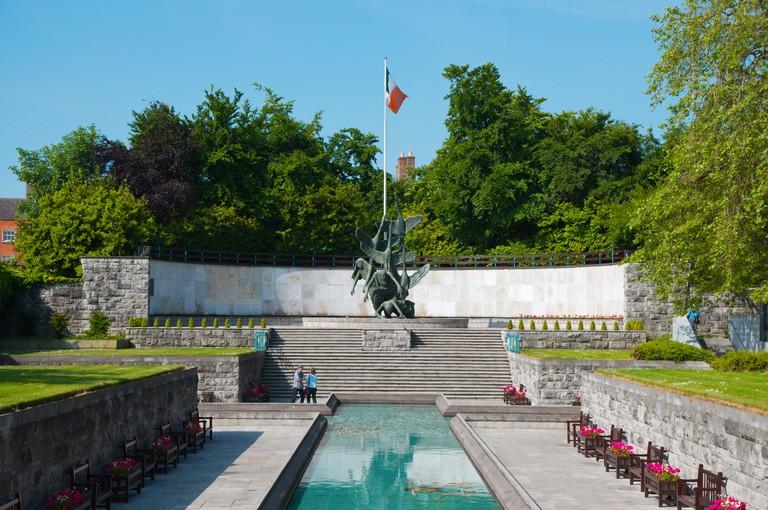 Garden of Remembrance memorial (1966) Dublin