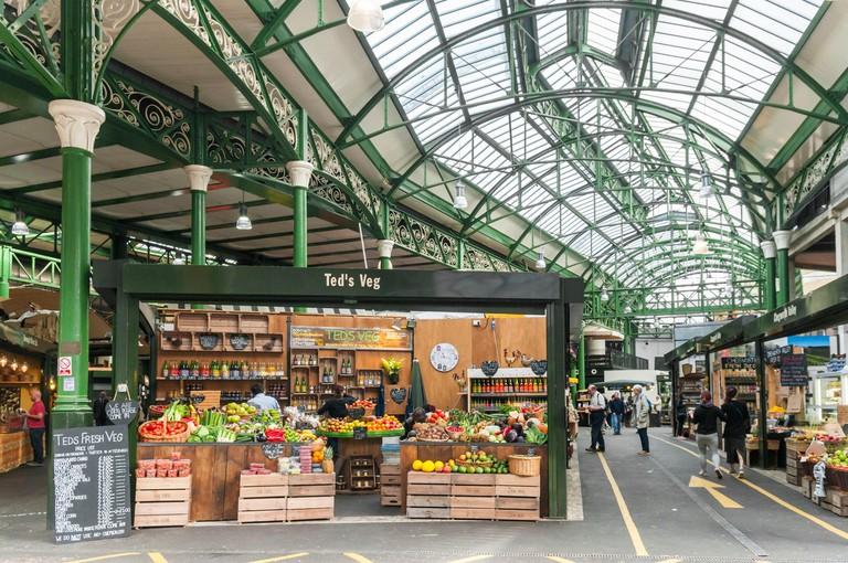 United Kingdom, London, Southwark, Borough Market