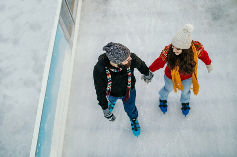 We love to skate