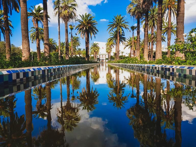 The Arab League Park (Parc de la Ligue arabe ) is an urban park in Casablanca, Morocco