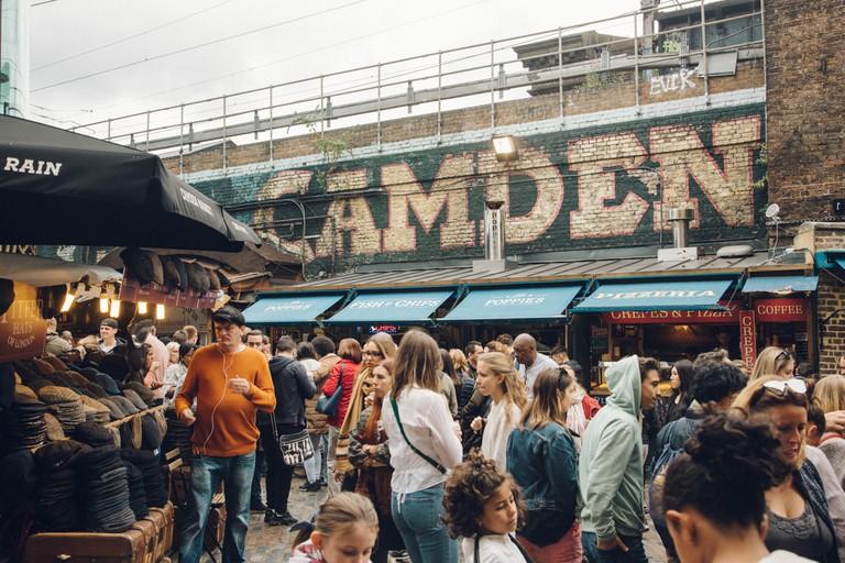 Camden-London-UK