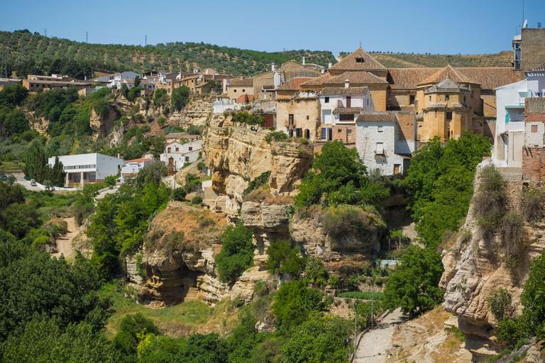 Alhama de Granada, Granada Province, Andalusia, southern Spain.