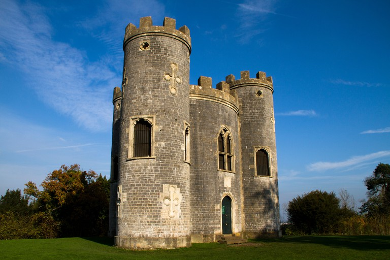 Blaise Castle folly, Bristol