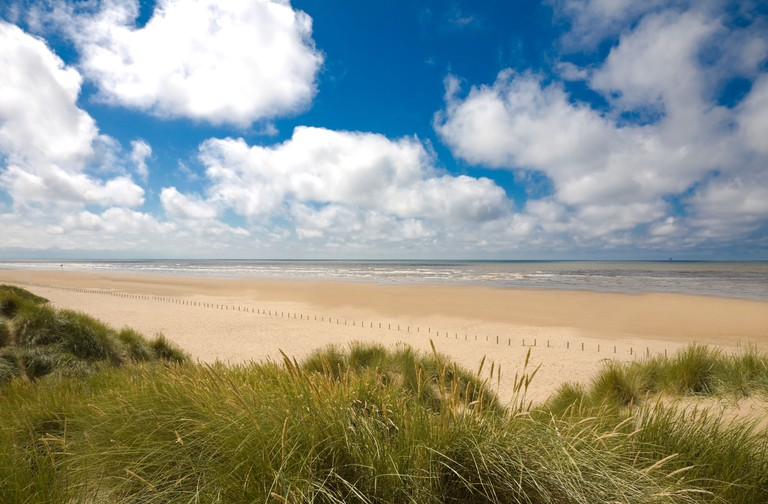 Ainsdale Beach and Dunes