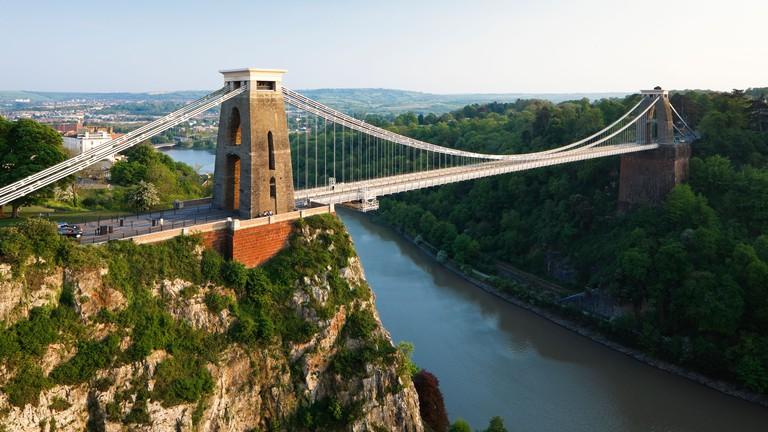 Clifton Suspension Bridge Clifton Bristol Avon England