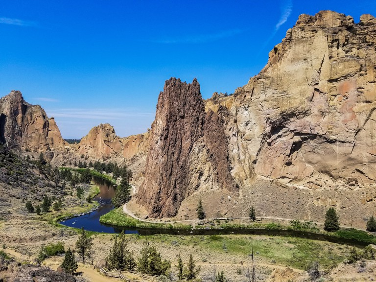 Smith Rock State Park, Terrebonne, United States