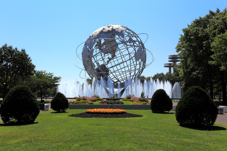 Flushing Meadows Corona Park Queens New York