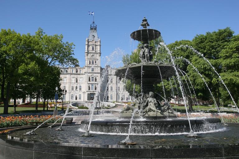 parliament building,quebec city,canada