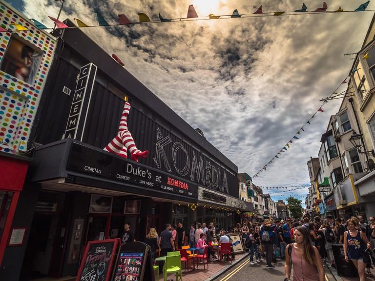 Gardner St Brighton