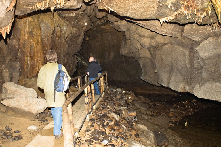 Marble Arch Caves Fermanagh Northern Ireland. Image shot 2009. Exact date unknown.