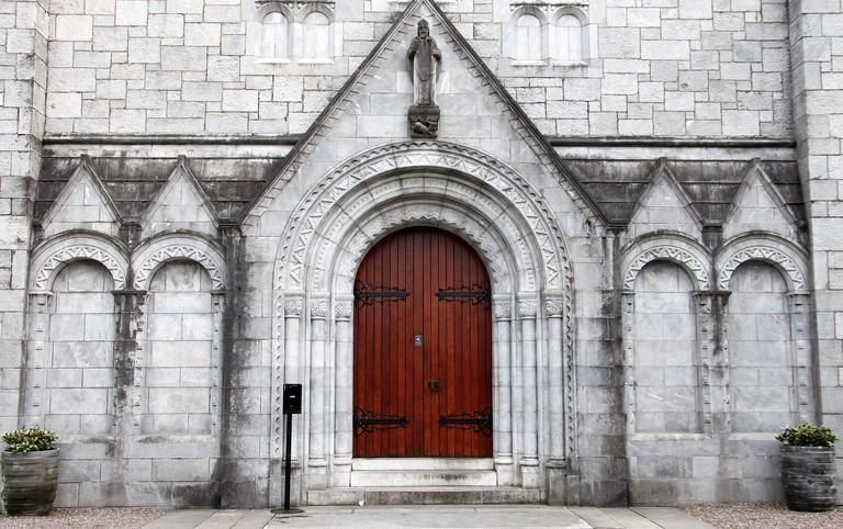 Honan Chapel at Cork University College in the Republic of Ireland