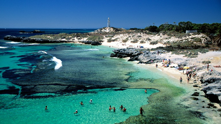 The Basin, Rottnest Island, Western Australia, Australia