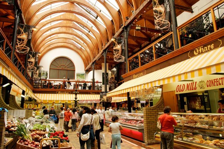 English Market Cork City