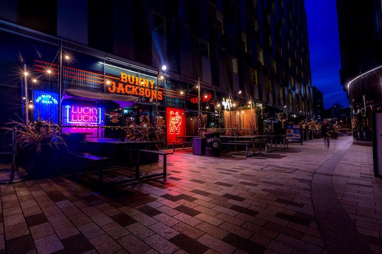 Bunny Jacksons Manchester