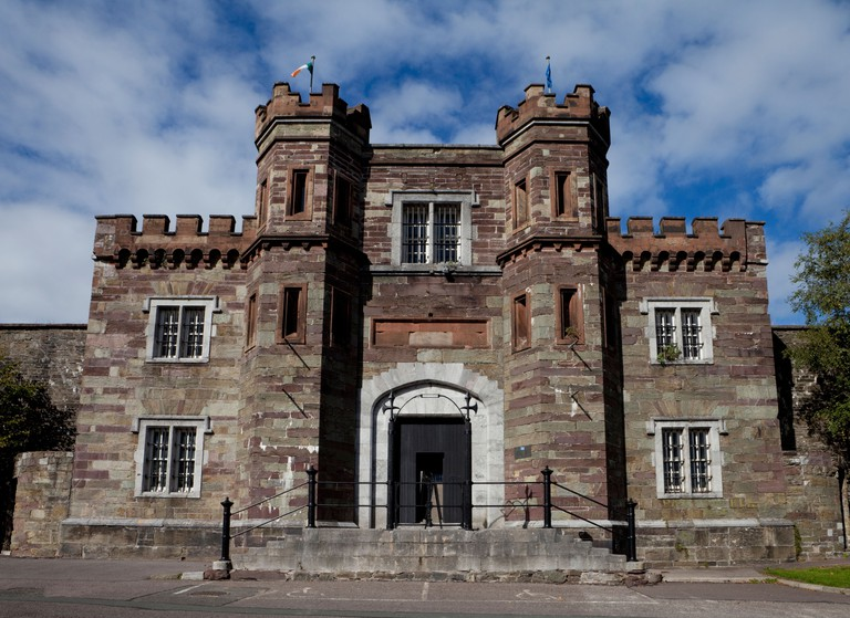 Cork Gaol, Built in 1824, Designed by William Robertson of Kilkenny, Cork City, Ireland