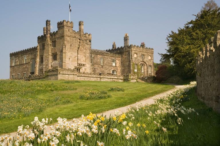 England Yorkshire Ripley castle