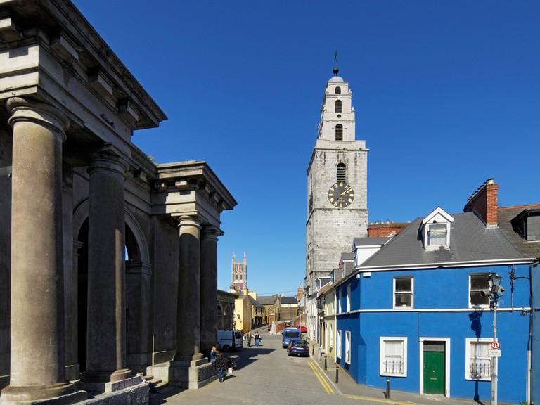 St Anne church Shandon Cork city