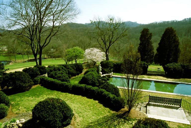 Tennessee Nashville Cheekwood Botanical Gardens
