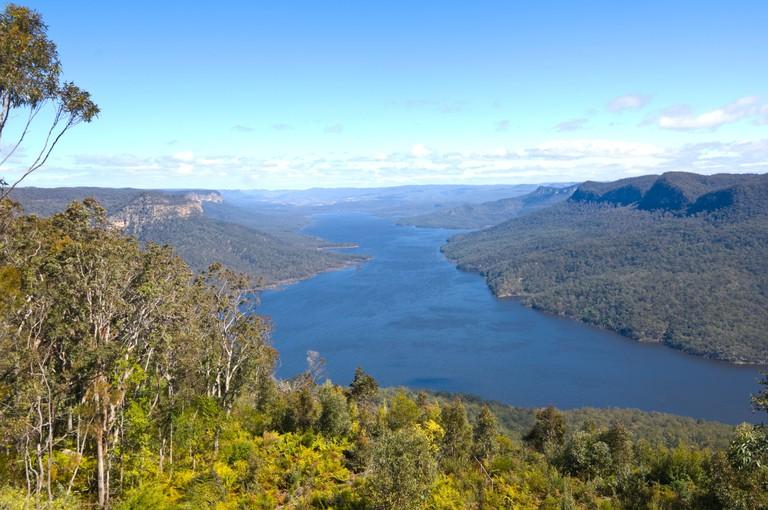 Lake Burragorang, Nattai, New South Wales, Australia