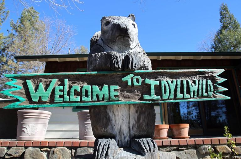 Idyllwild, California Views