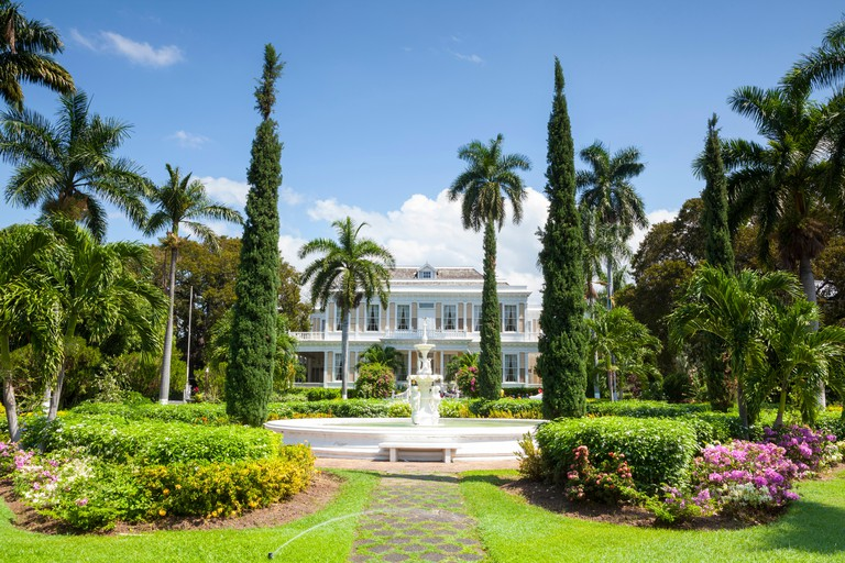 Devon House, Kingston, St. Andrew Parish, Jamaica, Caribbean