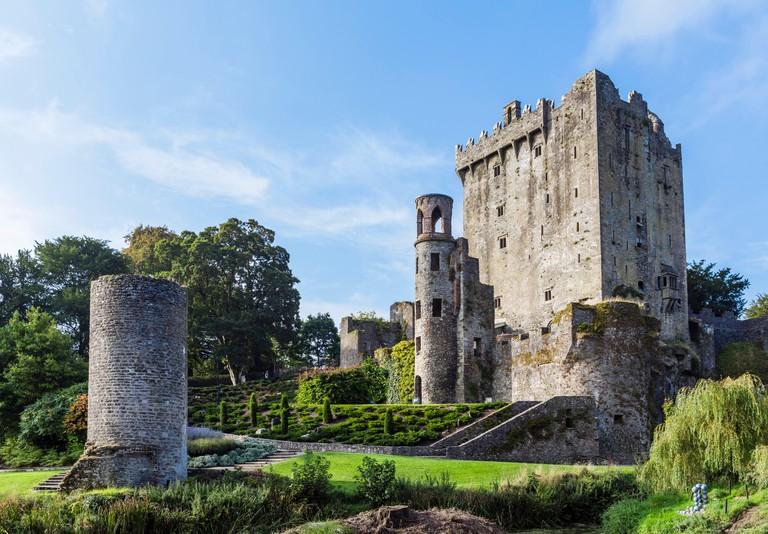Blarney Castle, near Cork, County Cork, Republic of Ireland