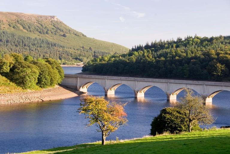 A57 Bridge in Peak District