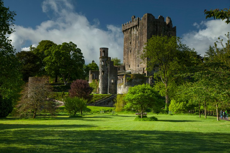 Blarney castle; County Cork, Ireland