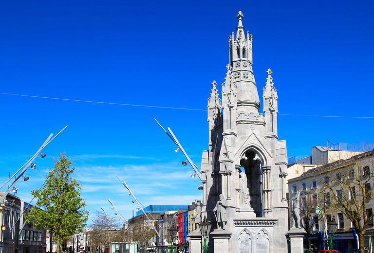 National Monument memorial, Grand Parade, City of Cork, County Cork, Ireland, Irish Republic
