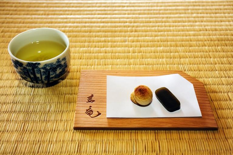 Michigan, MI, Mich, Upper Midwest, Saginaw County, Saginaw, Japanese Cultural Center & and Tea House, art, heritage, tea ceremony, Sado, tradition, de
