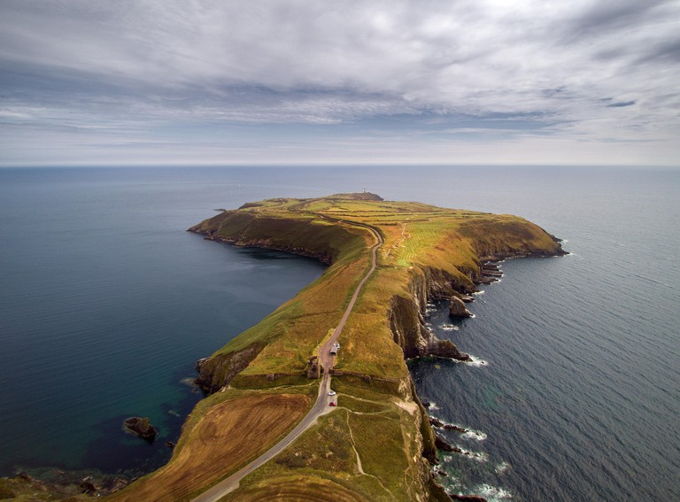 Old Head of Kinsale, County Cork, Munster, Ireland