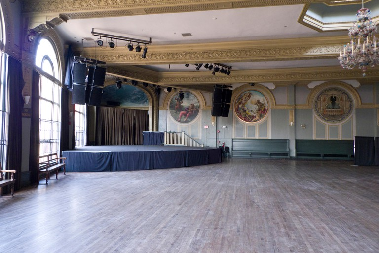 McMenamins Crystal Ballroom, Portland, Multnomah County, Oregon, USA