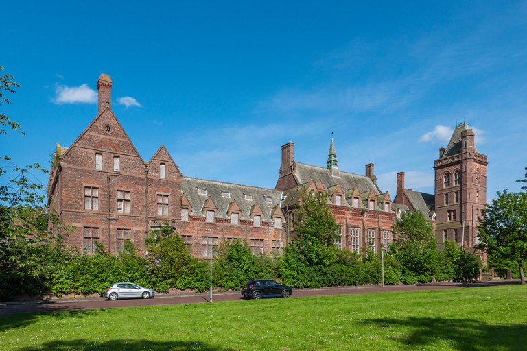 Newsham Park Hospital,Formerly,Seamans Orphanage,Orphan Drive,Tue Brook,Liverpool,England