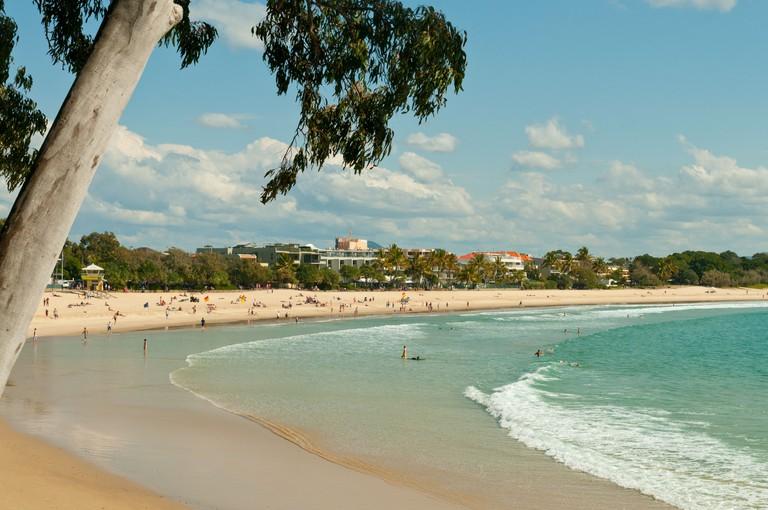 Noosa Beach, Noosa, Sunshine Coast, Queensland, Australia