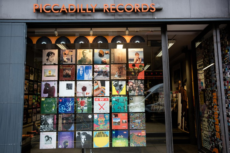Piccadilly Records. 53 Oldham St, Manchester.