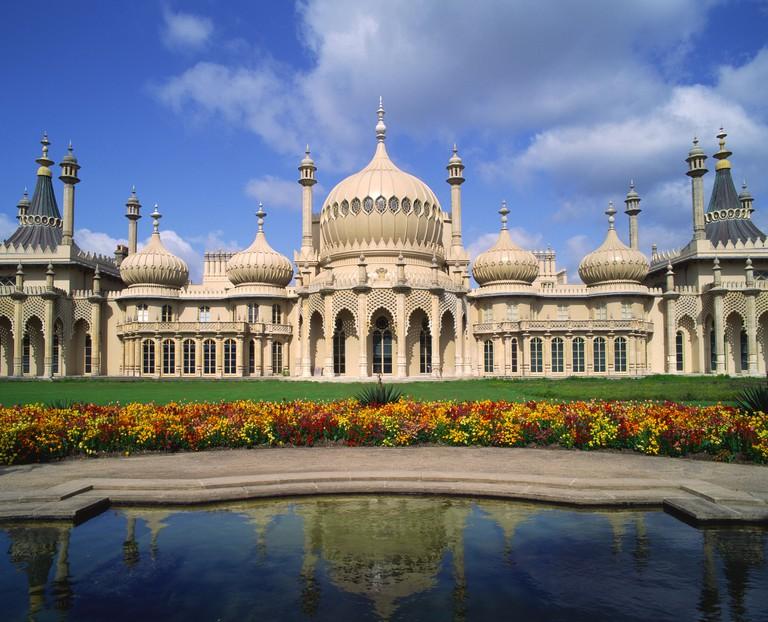 Royal Pavilion Brighton East Sussex England