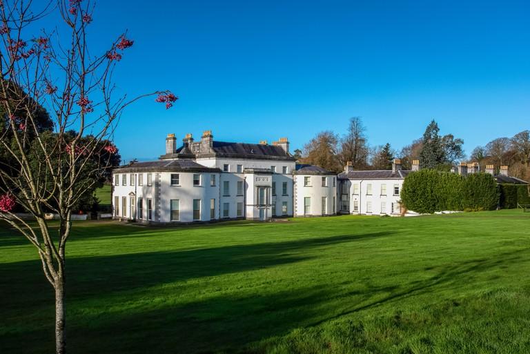 Fota house and gardens; County Cork, Ireland