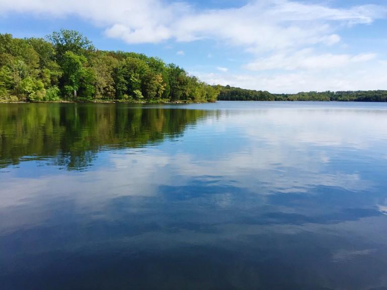 Percy Priest Lake in Nashville, TN