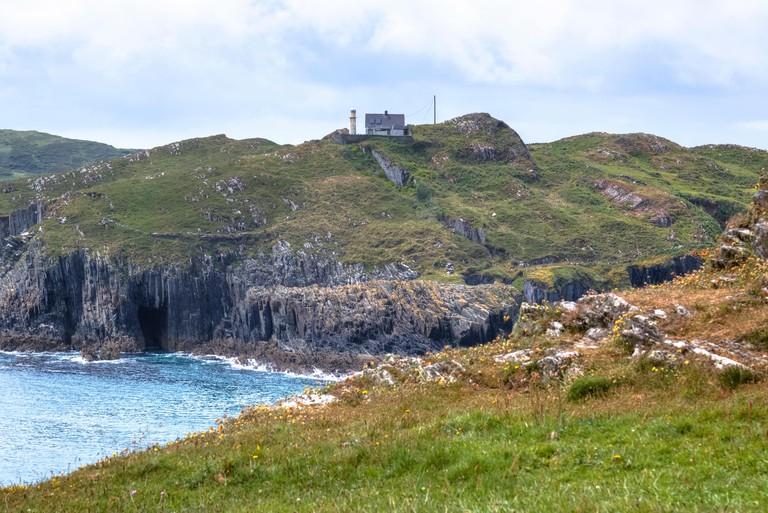 Sherkin Island, Baltimore, County Cork, Ireland