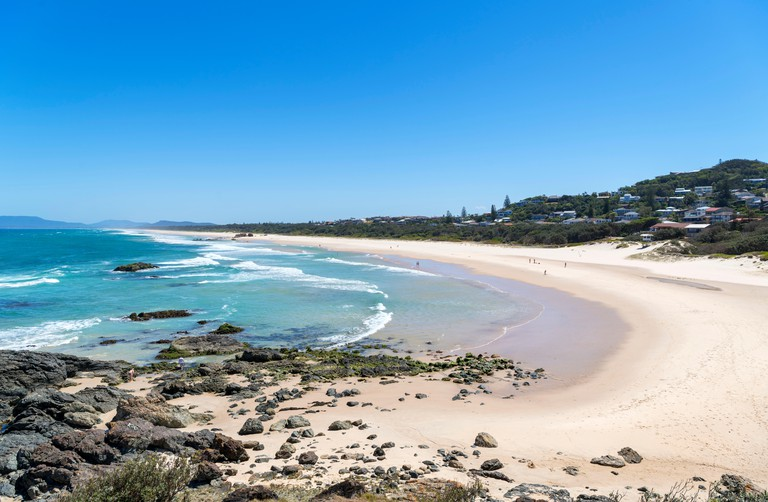 Lighthouse Beach, Port Macquarie, New South Wales, Australia