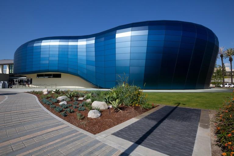 Pacific Visions at Aquarium of the Pacific, Long Beach, CA, USA