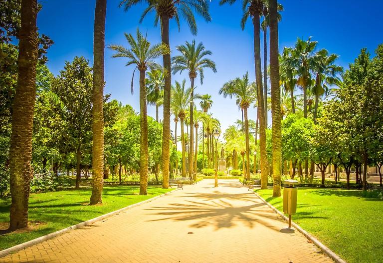 Jardines de la Victoria, Cordoba Spain