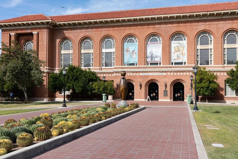 Arizona State Museum, Tucson, Arizona
