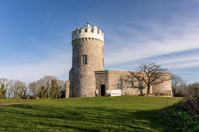 Clifton Observatory, Clifton Down, Bristol, Somerset, England, UK